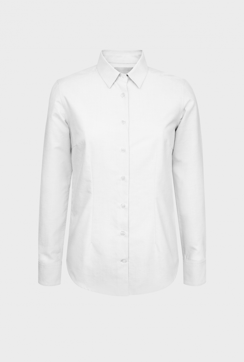 2461ef2cbb6dac Ladies shirt Tina, long sleeve   Ted Bernhardtz – At Work collection ...